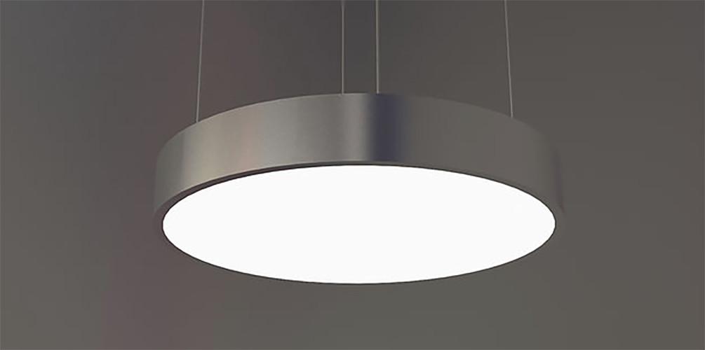 Architectural Light Box - Circular Image
