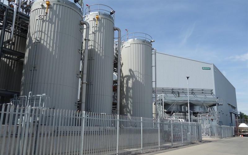 Beckton CHIP Plant