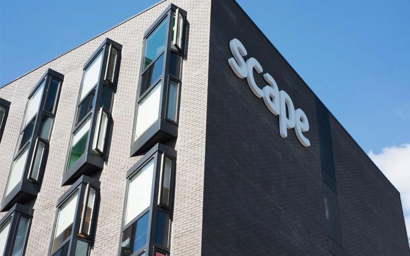 Scape Living, Shoreditch, London