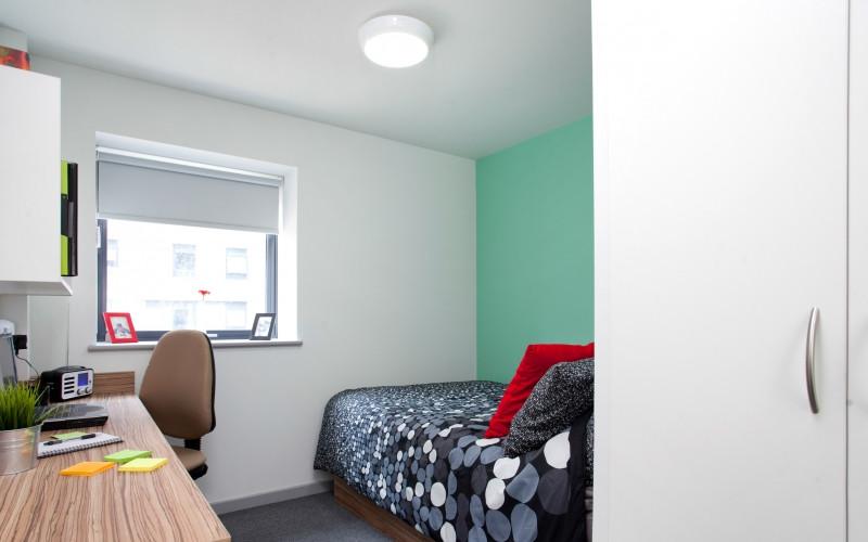 Portland Green Student Accommodation, Newcastle