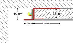 Plaster Profile Two